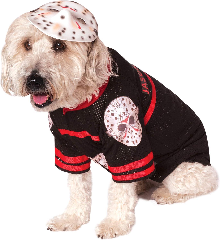 Jason Friday 13th Pet Costume