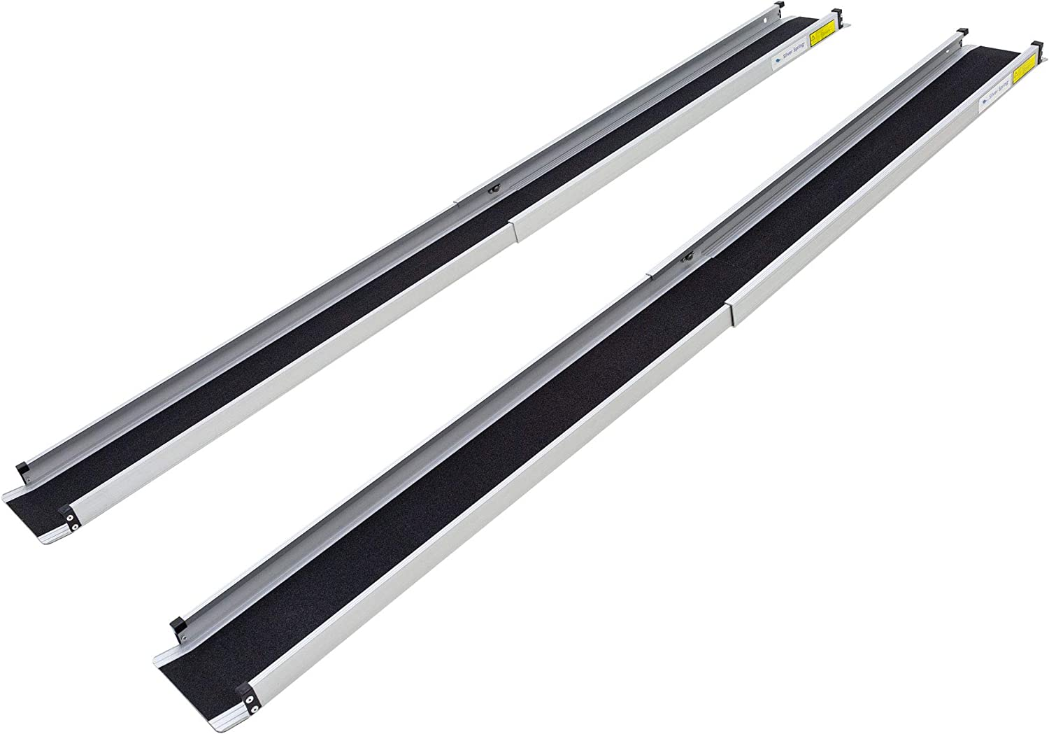 Silver Spring 7' Adjustable Wheelchair Telescoping Track Ramps