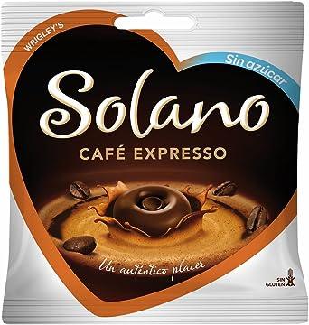 Solano - Caramelos Sin Azúcar Sabor Café (30 unidades) - [Pack de 6]: Amazon.es: Alimentación y bebidas