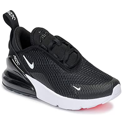 reputable site 6a865 0051d Nike Boys Air Max 270 (ps) Low-Top Sneakers, (Black