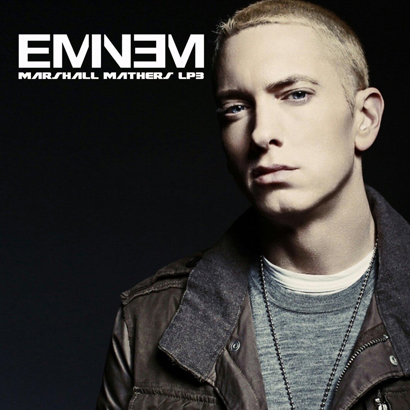 EMINEM - Marshall Mathers Lp3 - Amazon.com Music