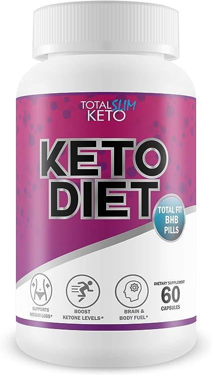 total keto diet loss