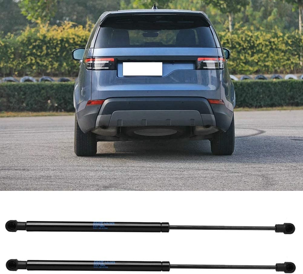 Hood Gas Spring Strut,1 Pair Hood Lift Support Kit Fit for LAND ROVER LR3 LR4 Discovery 3 LR009106 SG387004