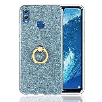 Funda Huawei Honor 8X Carcasa Purpurina, Lyzwn Fundas ultra ...