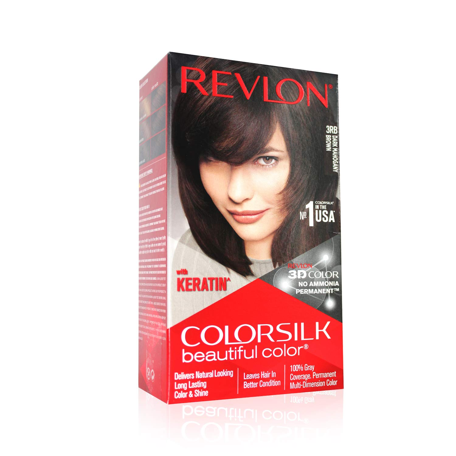 REVLON Color Silk Hair Color