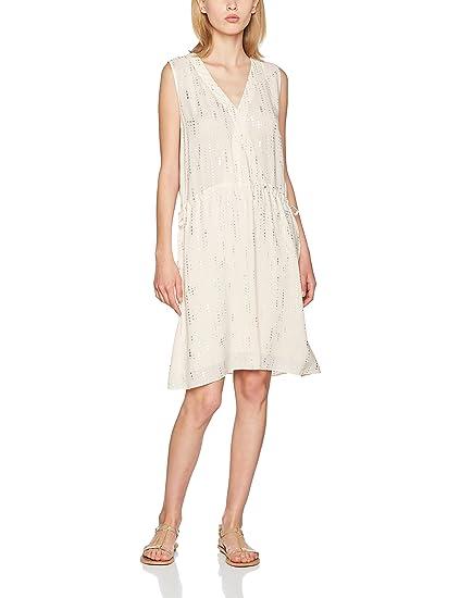 Womens Cocktail Sleeveless, Knee-Length Rain Dress Second Female