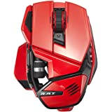 Mad Catz Office R.A.T. Wireless Mouse - Red [PC/Android]