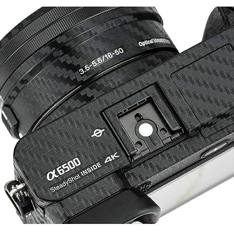 JJC - Protector de Pantalla de Fibra de Carbono para cámara Sony ...