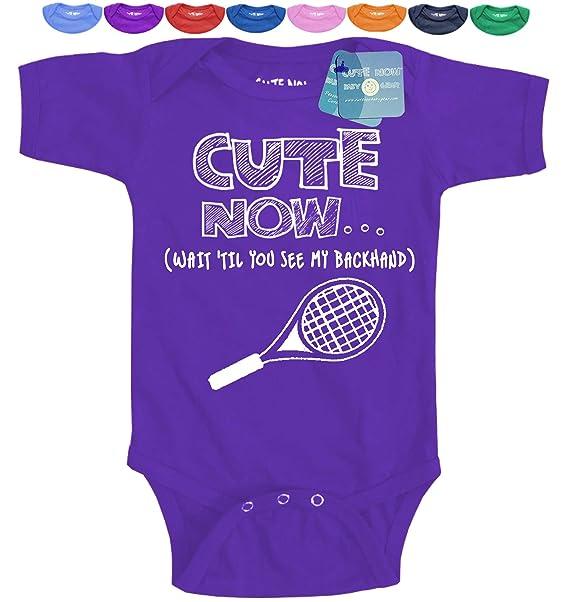 Amazon.com: Lindo ahora espera til You See My revés. Tenis ...