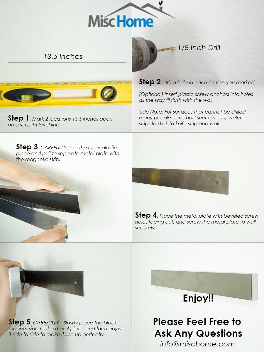 Metal 2 strip woth 1 holes