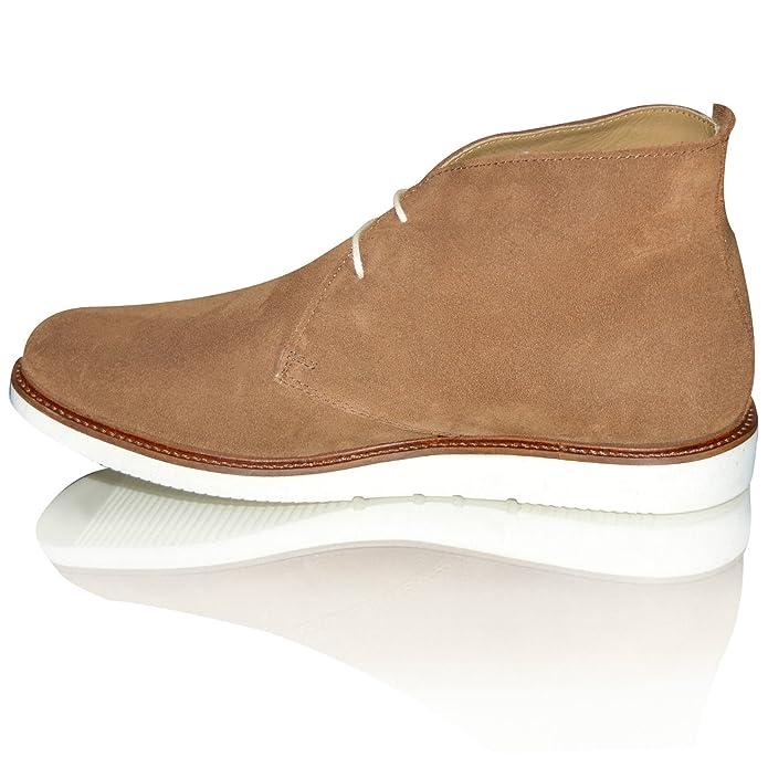 Base London Men's Cobden Suede Lace Chukka Boot (QH04263): Amazon.co.uk:  Shoes & Bags