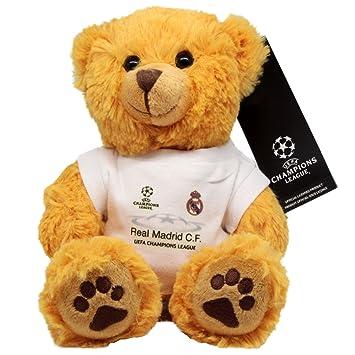 La Liga de Campeones de la UEFA – Real Madrid – oso de peluche 20 cm