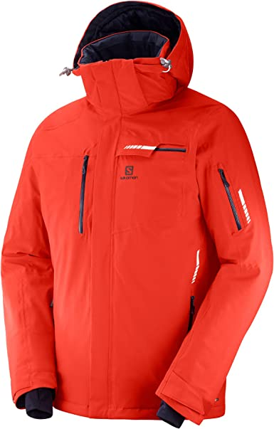 heiß salomon jacke brilliant jacket, Salomon Utility