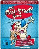 Die Ren & Stimpy Show - Die komplette Serie - Limitiert und Uncut - Turbine Steel Collection  (SD on Blu-ray)