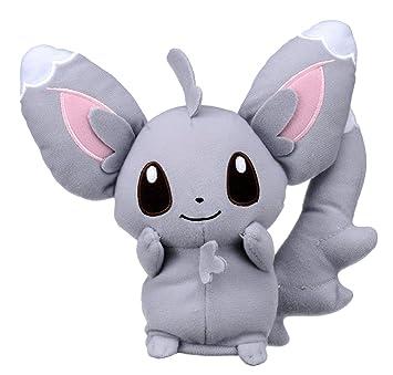 dancing pokemon minccino takaratomy japan amazon co uk toys games