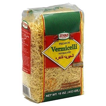 vermicelli pasta