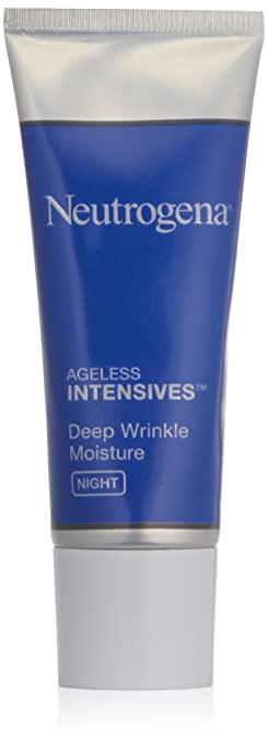 Neutrogena Ageless Intensives Deep Wrinkle Moisture, Night, wrinkle cream
