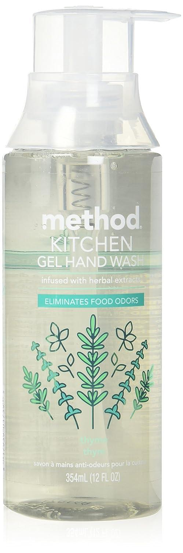 Method Odor Eliminating Kitchen Hand Wash, Thyme, 12 oz