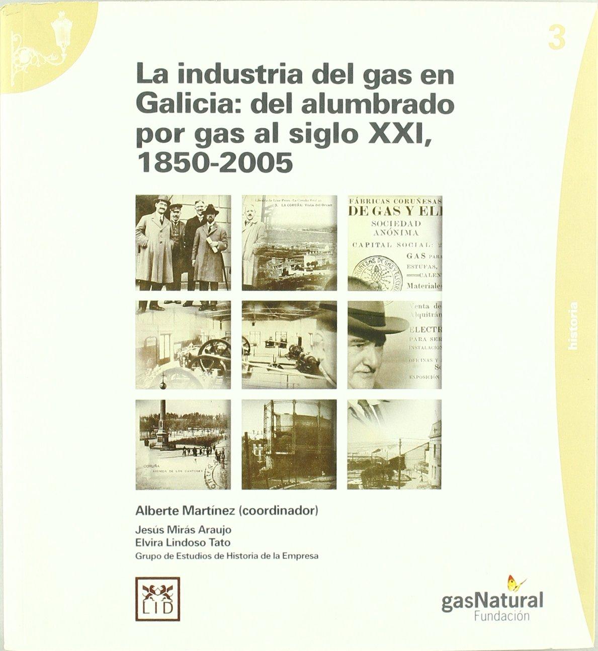 La industria del gas en Galicia : del alumbrado por gas al siglo XXI, 1850-2005 (Spanish) Paperback – October 1, 2009