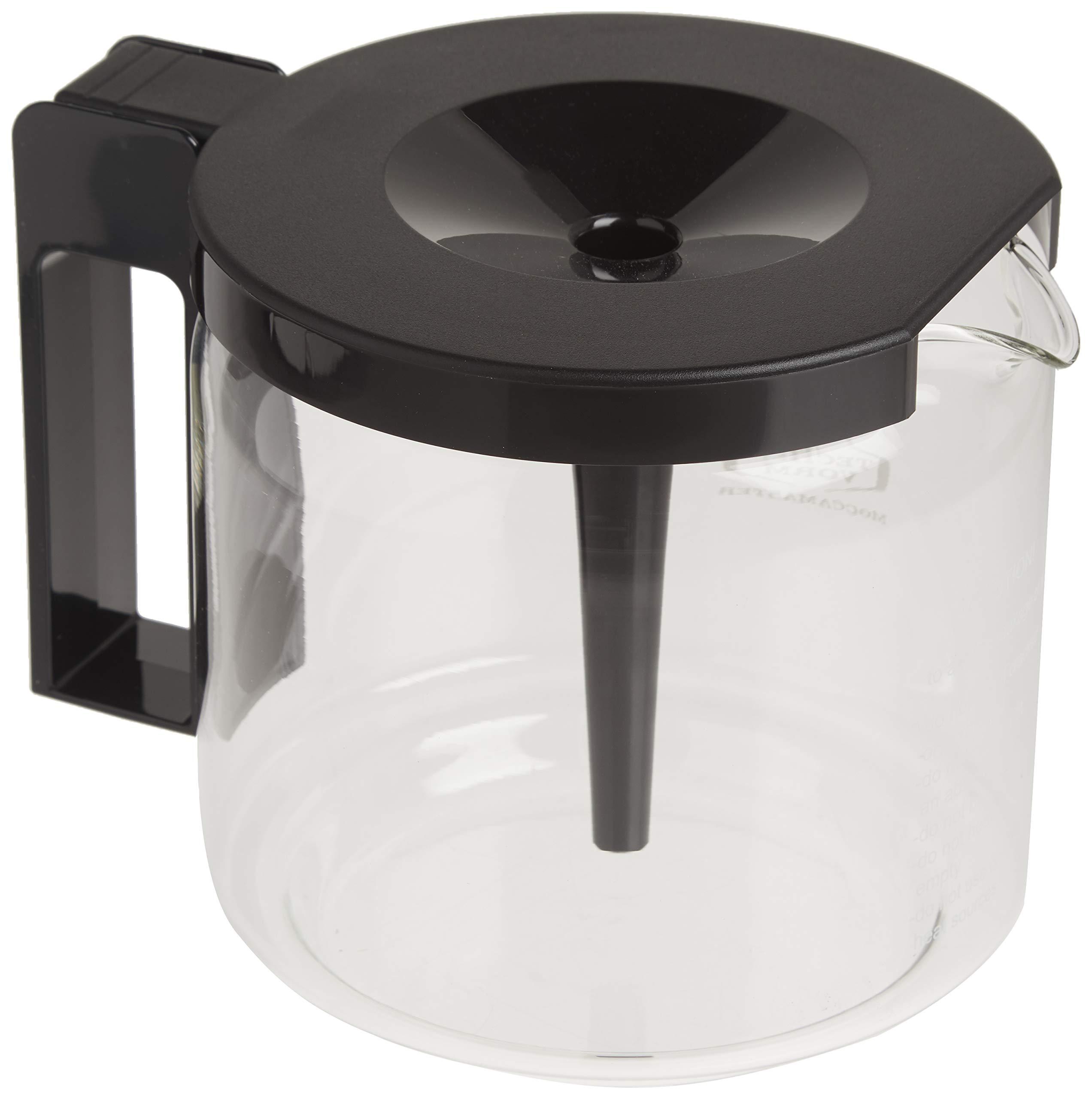 Technivorm 89830 1.25L Glass Carafe, for KBG Brewers