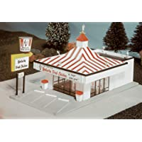 Life-Like Trains HO Scale Building Kits - Kentucky Fried Chicken Drive-in