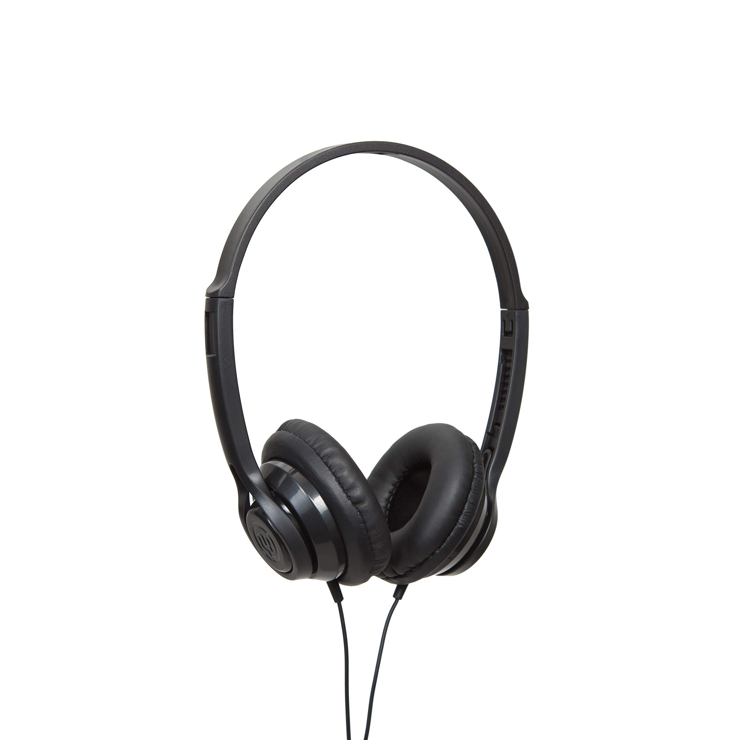 Auriculares Wicked Audio Clutch Liviano con High Fidelity Negro