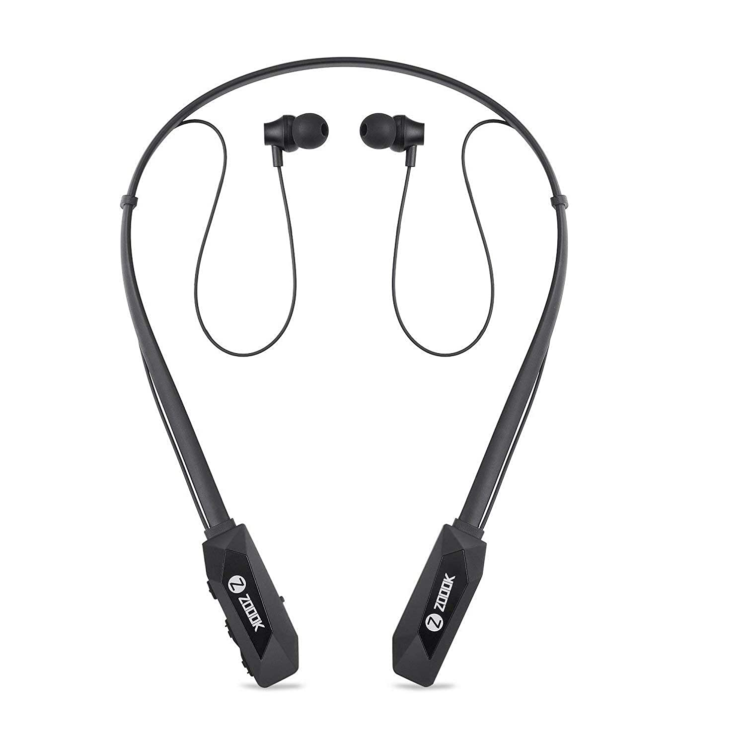 Zoook Jazz Claws Bluetooth Neckband with mic with 20 Hrs.