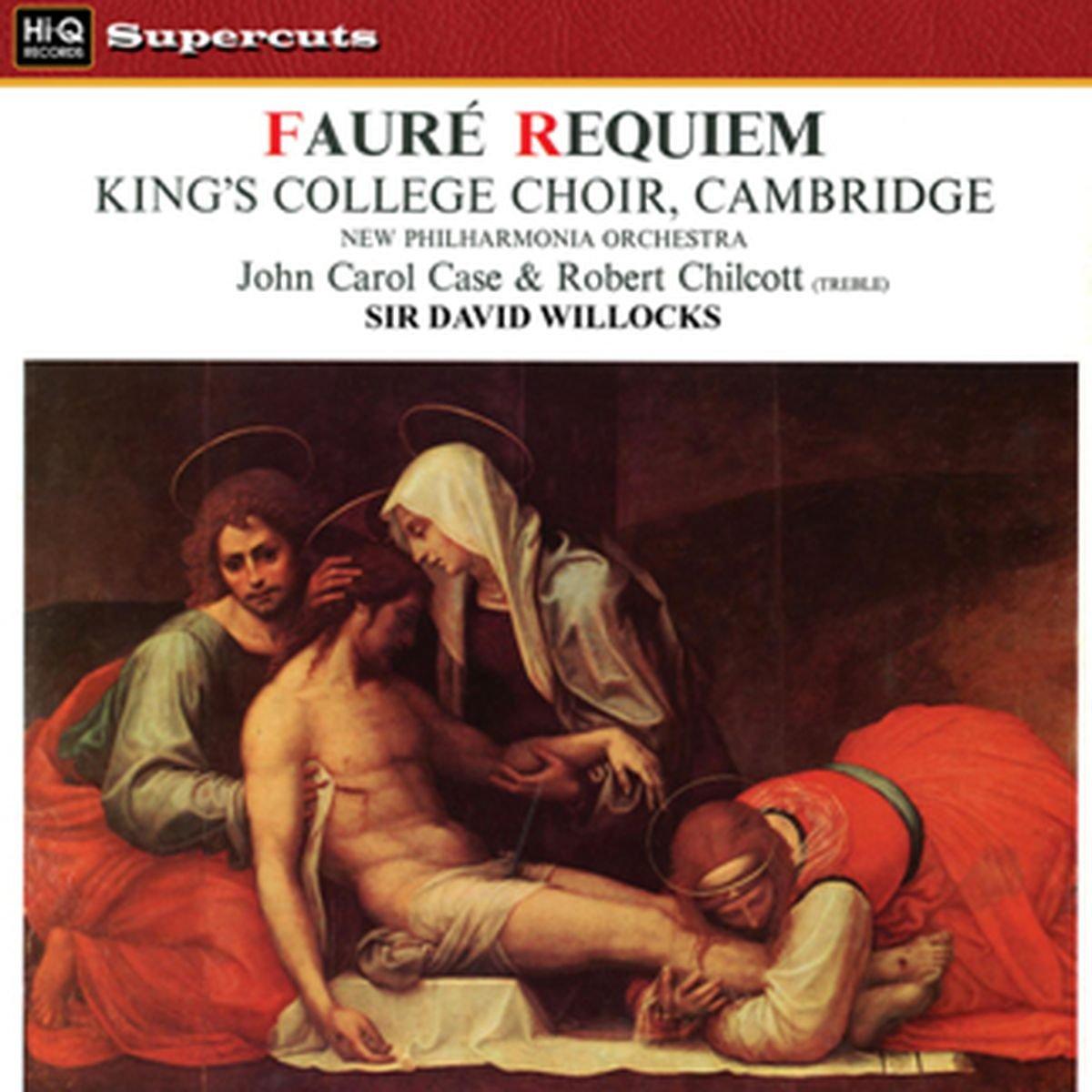 Faure Requiem [12 inch Analog]                                                                                                                                                                                                                                                    <span class=