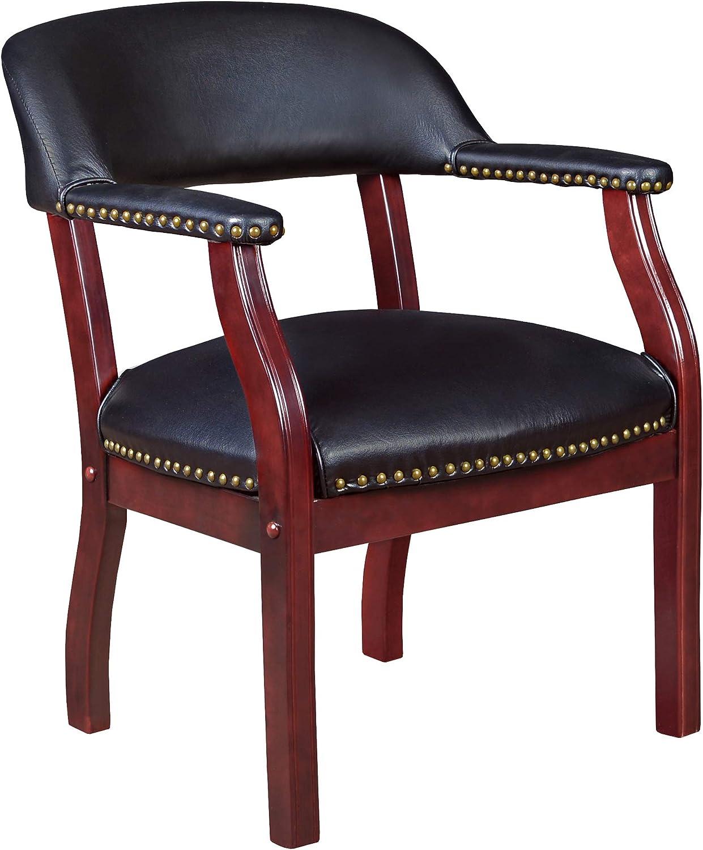 Regency Ivy League Capain Chair Ebony