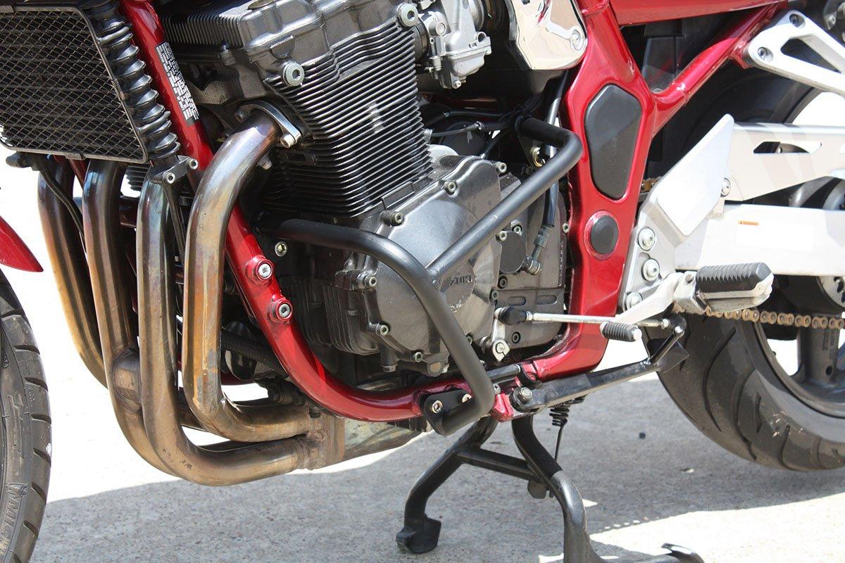 T-Rex Racing 1995-2006 Suzuki GSF1200 Bandit Engine Guard Crash Cages