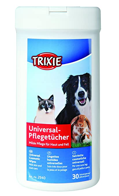 Trixie 30 Toallitas Húmedas Universales