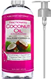 Amazon Price History for:Pure Body Naturals Premium Fractionated Fine Coconut Oil for Massage, 16 Ounce