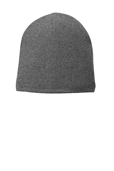 9835da05076 Port   Company Fleece-Lined Beanie Cap.. CP91L Athletic Oxford at ...