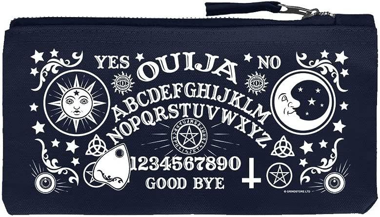 Grindstore - Estuche modelo Ouija (Talla Única) (Azul marino): Amazon.es: Ropa y accesorios