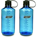 Nalgene Tritan Narrow Mouth BPA-Free Water Bottle, 32oz / 1-Quart