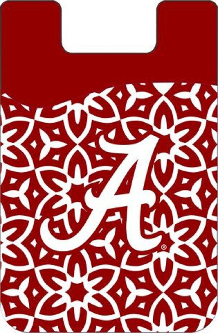 Desden Alabama Crimson Tide Cell Phone Card Holder or Wallet