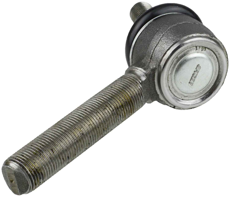Kirschen 1559010 Hss-Turning Gouge Skew Two Sides Convex 10mm