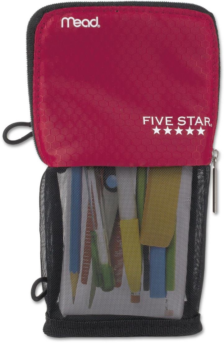 MEA73991 - Five Star Stand N Store Pencil Pouch