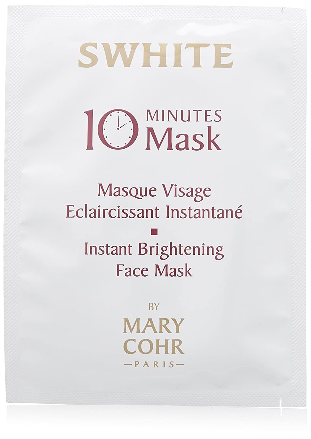 Mary Cohr Instant Brightening Face Mask 891450