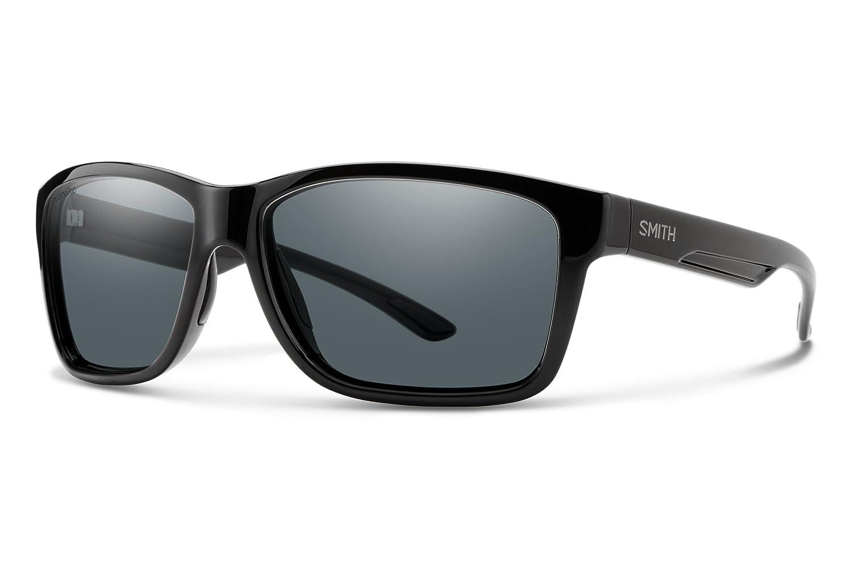 【爆売りセール開催中!】 Smith Optics ブラック メンズ EYEWEAR メンズ EYEWEAR B07CGPQ9B5 ブラック, 靴下工場直行便 足屋:a038dc03 --- agiven.com