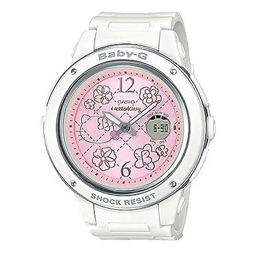 Casio Baby-G Hello Kitty 2019 Edition White and Pink Watch BGA-150KT-