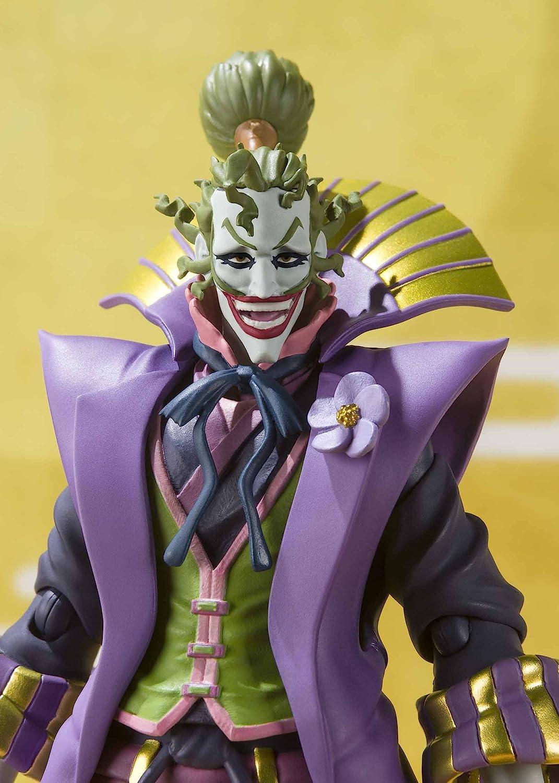 Amazon Com Tamashii Nations Ninja Batman The Joker S H Figuarts Figure 8 Toys Games