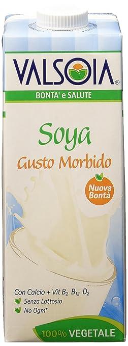 21 opinioni per Valsoia Soya Gusto Morbido 1000 ml, 1 pezzo