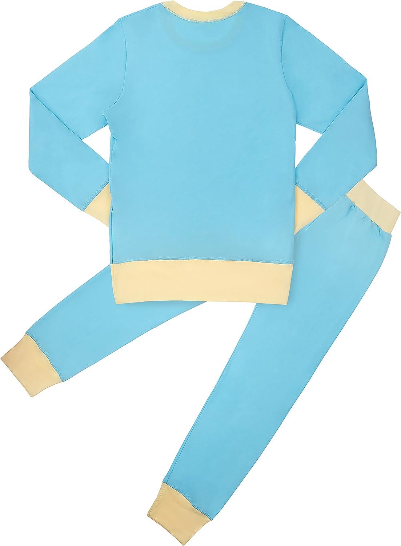 Italian Fashion IF Pigiama Bambina Lungo M006