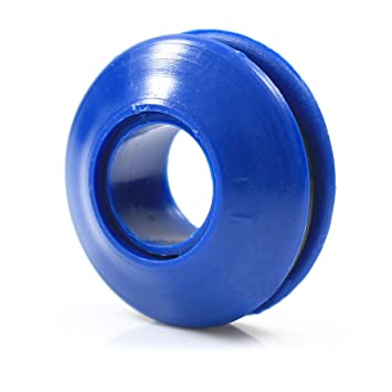 10 X PLASTIC SELF SEALING SNAP EYELETS GROMMET TARPAULIN GROUNDSHEET