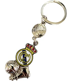Amazon.com : flagsandsouvenirs KEYCHAIN SPAIN SOCCER TEAM ...