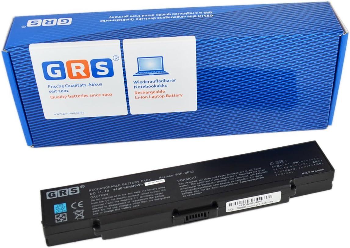GRS Batería para Sony Vaio VGP-BPS2C, VGP-BPS2A, VGP-BPS2, VGP ...