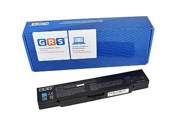 GRS - Batería para portátil Sony VAIO con referencia de batería VGP-BPS2C, VGP-BPS2A, VGP-BPS2, VGP-BPL2, de 4400 mAh, 11,1 V: Amazon.es: Informática