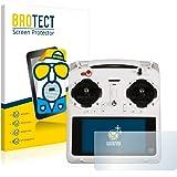 2x BROTECT Matte Displayschutzfolie für Yuneec ST10+ inkl. umliegender Fläche Schutzfolie Matt, Antireflex Folie