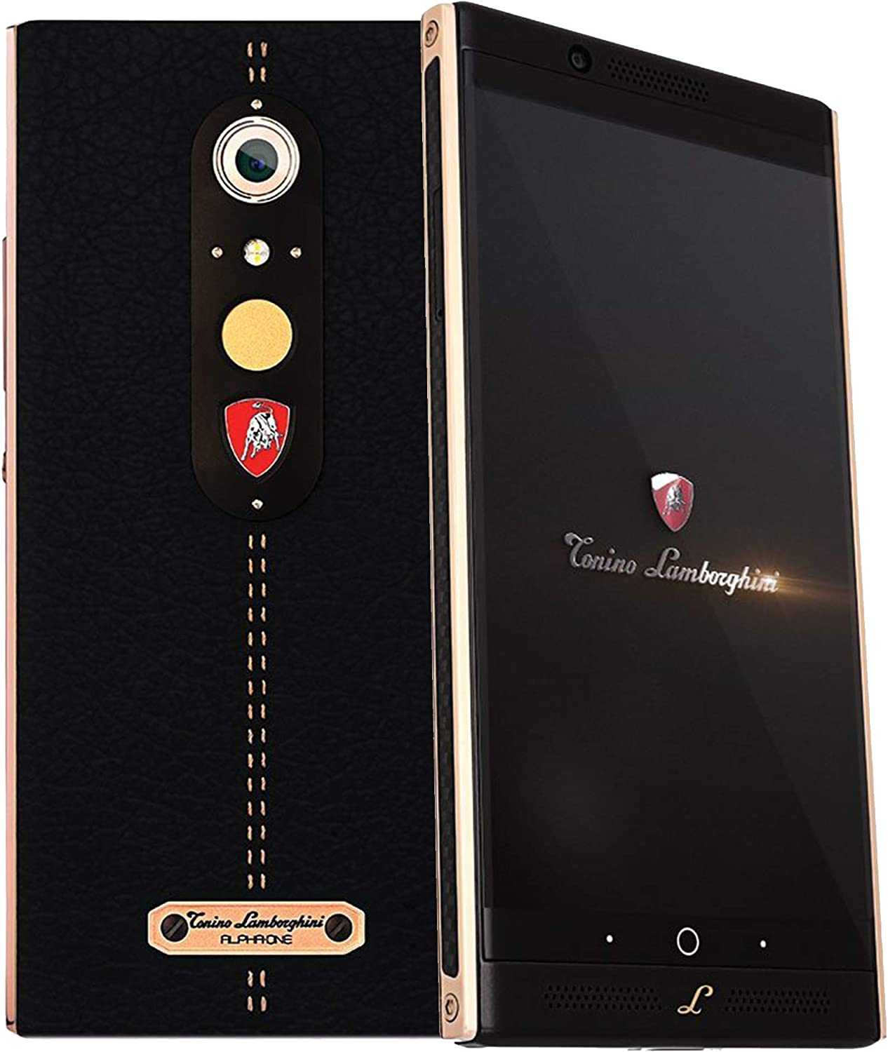 Tonino Lamborghini Alpha-One 64GB AMOLED 5.5-Inch SIM Free ...